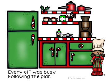 Christmas ~Literacy and Math ~ 2nd and 3rd Grades