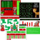 Christmas Literacy and Math Practice