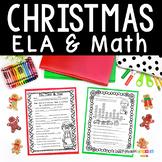 Christmas Activities (Math & ELA)