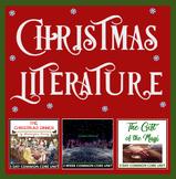 Christmas Literature Bundle - 3 classic units for the seas