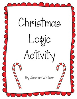 Christmas Logic Activity