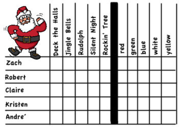 Christmas Activities Logic Puzzle for Gifted and Talented or Bright Students