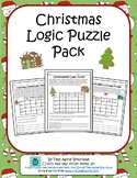 Christmas Logic Puzzle Pack