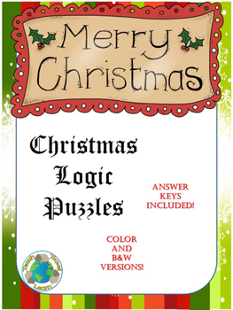 Christmas Logic Puzzles