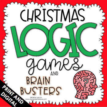 Christmas - Logic Puzzles - Brain Teasers