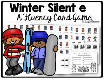 Winter Phonics Activity