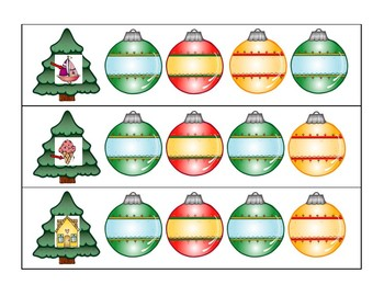 Christmas Long Vowel Words