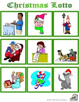 Christmas Lotto