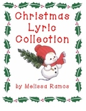 Christmas Lyrics Collection