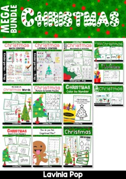 Christmas MEGA BUNDLE SAMPLER