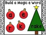 Christmas Magic E Words