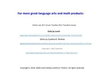 Christmas Magic Literature and Grammar Unit