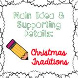 Christmas Main Idea and Details