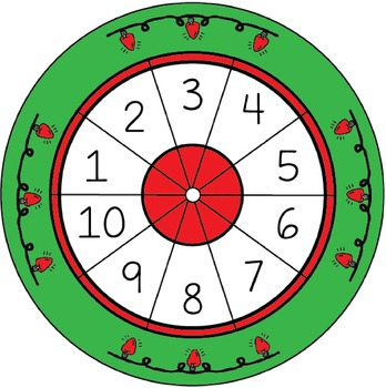 Christmas Make 10 Center