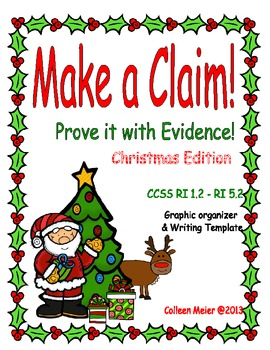 Christmas ~ Make a Claim!