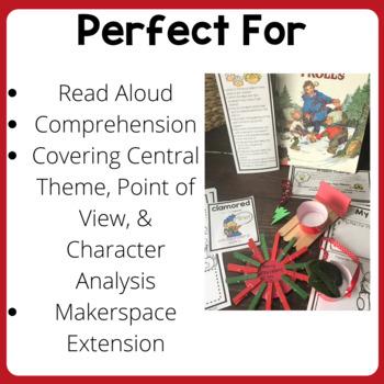 Christmas Makerspace Activities in Literature: {Christmas Trolls}