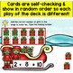 Christmas Making 10 Digital Boom Cards Kindergarten Core Standard KOA.A.4