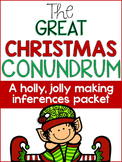 Christmas Making Inferences Activity