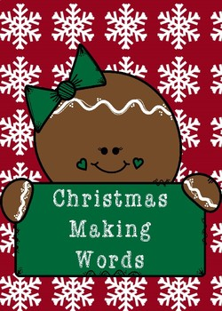 Christmas Making Words