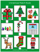 Christmas Match Book (Adapted Book)