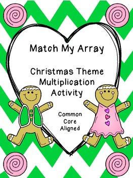 Christmas Match My Array Cards