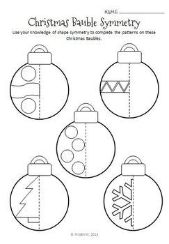 Christmas Math and Problem Solving Activities