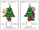Christmas Matching Adapted Book Bundle