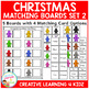 Christmas Matching Board Bundle 2