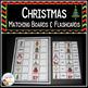 Christmas Matching Boards + Flashcards