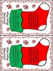 Christmas Activities: Christmas Stocking Math Puzzles Christmas Math Center