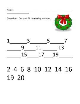 Christmas Math