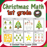 Christmas Math 1st Grade