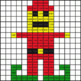 Christmas Math: 2-Digit Multiplication - Mystery Picture - Google Forms