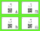 Christmas Math: 2-Digit and 1-Digit Addition QR Code Task Cards