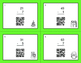 Christmas Math: 2-Digit and 1-Digit Subtraction QR Code Ta
