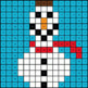 Christmas Math: 2-Digit by 1-Digit Division - Mystery Picture - Google Forms