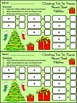 Christmas Math Activities: Christmas Tree Christmas Ten Frames Math Activity