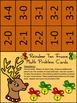 Reindeer Activities: Reindeer Christmas Ten Frames Math Ce