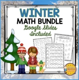 Winter Math Bundle with Google Slides Included