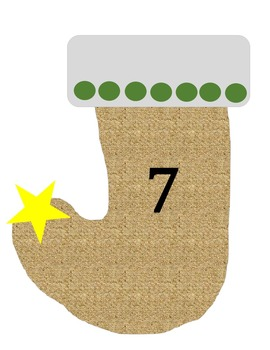 Christmas Math Stocking Stuffers ~ Addition, Subtraction and Multiplication