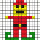 Christmas Math: 3-Digit - 2-Digit Subtraction - Mystery Picture - Google Forms