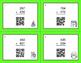 Christmas Math: 3-Digit Addition QR Code Task Cards