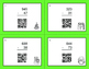 Christmas Math: 3-Digit and 2-Digit Subtraction QR Code Task Cards