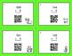 Christmas Math: 3-Digit by 1-Digit Multiplication QR Code Task Cards