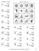 Christmas Math: 4-Digit by 1-Digit Division - Math & Art - Draw by Number