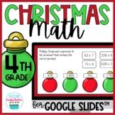Christmas Math 4th Grade Digital Multiplication Google Dis