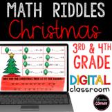 Christmas Math Activities: Paperless