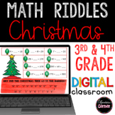 Christmas Math Activities: Paperless