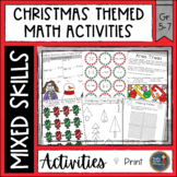 1 Christmas Math Activities