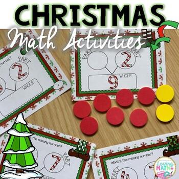 Christmas Math Activities